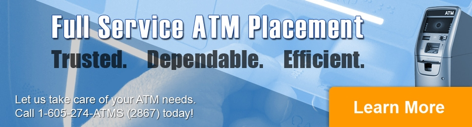 Great ATM Services Sioux Falls